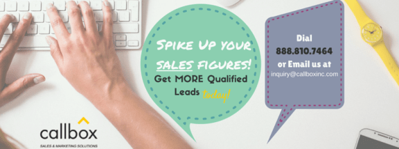 Spike Up your sales figures! Get more Qualified leads today!