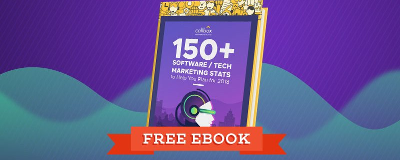 Software Tech Marketing Stats to Help You Plan for 2018