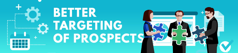 Better targeting of prospects