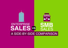 Enterprise Sales vs SMB Sales: A Side-by-Side Comparison