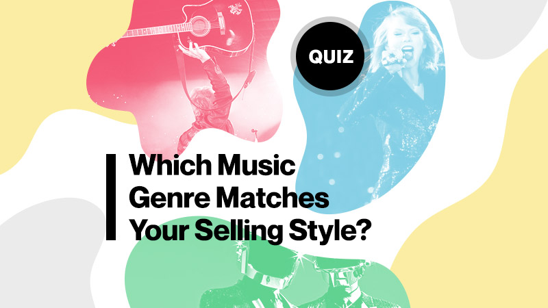Which Music Genre Matches Your Selling Style