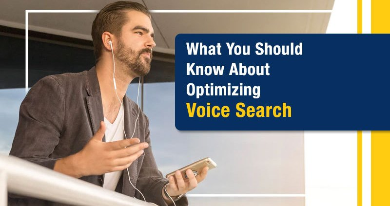 What You Should Know About Optimizing Voice Search