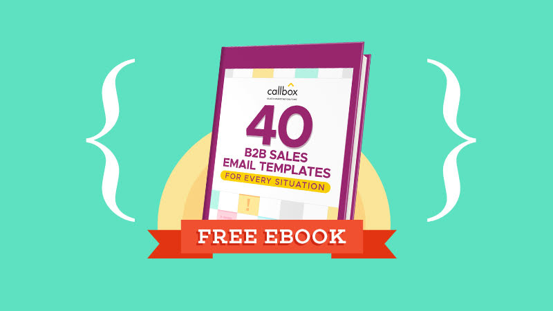 40 B2B Sales Email Templates for Every Situation