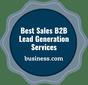 Best Sales B2B Lead Generation Services