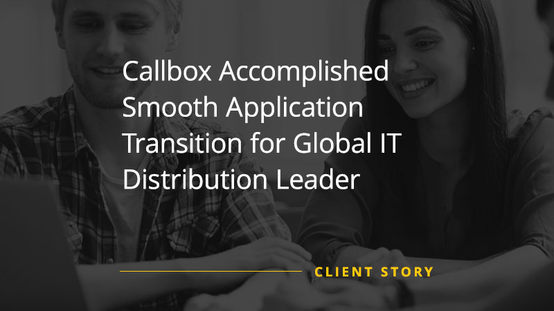 Callbox Success Stories - cover