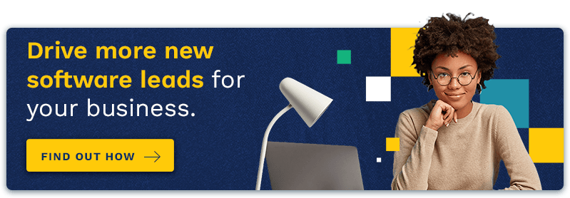 Drive more new software leads for your business