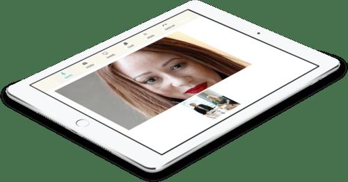 Ipad Online Conferencing