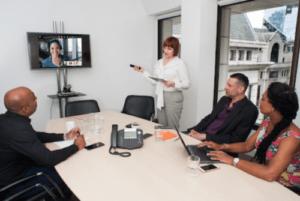 Video-Conferencing-Board-Room