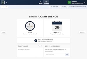 Schedule a meeting with Callbridge