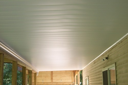 Dry Under Deck Systems Gallery  Lansing Remodeling