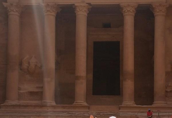 Isaac in Petra