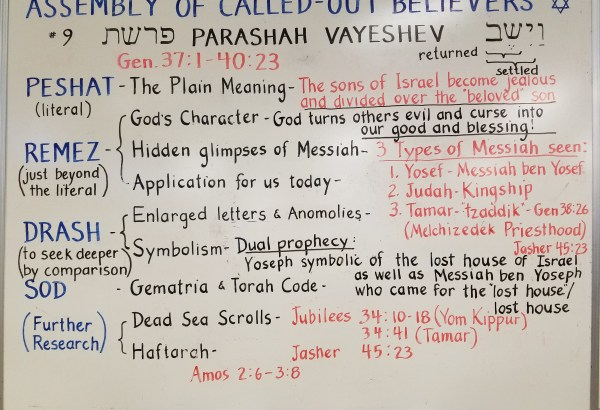 Vayishev weekly whiteboard