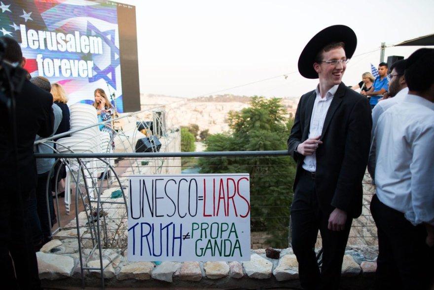 U.N. Ignores Jewish Ties to Holy Site