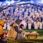 Live Nativity World Record Video