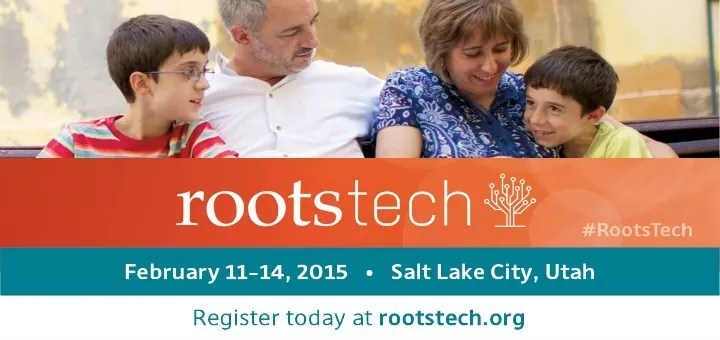 RootsTech 2015