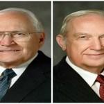 Elder L. Tom Perry to Receive Treatment for Cancer, Elder Richard G. Scott Hospitalized
