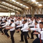 Over 200 LDS Missionaries Perform Traditional Māori Haka