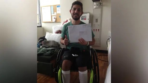 florida man paralyzed