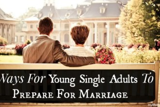 6 Ways For Young Single Adults To Prepare For Marriage! Marriage is the most important decision any of us can make in life, are we actively preparing for it? Here are 6 principles that will help you prepare!