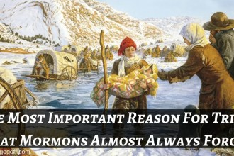 The Most Important Reason For Trials That Mormons Almost Always Forget