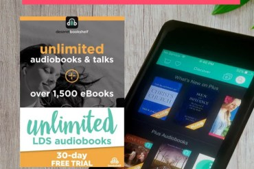 deseret bookshelf plus free trial audiobooks ebooks talks