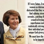 """Sister Holland's Message to Women – """"We Must Have the Courage to be Imperfect"""""""