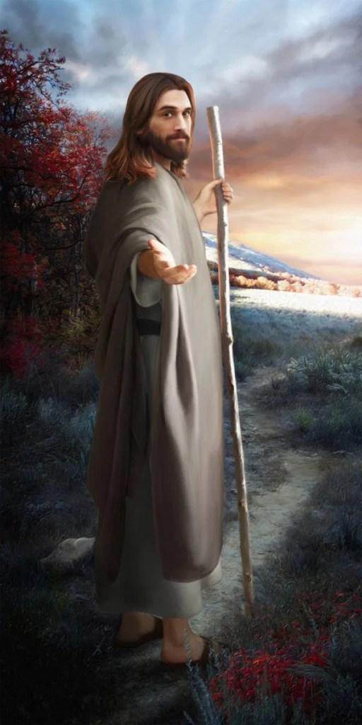 artwork of jesus christ