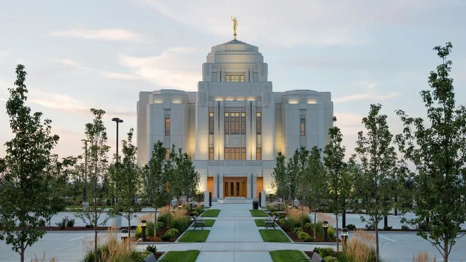 meridian idaho temple open house