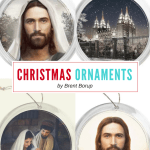 Christ-Centered Christmas Ornaments