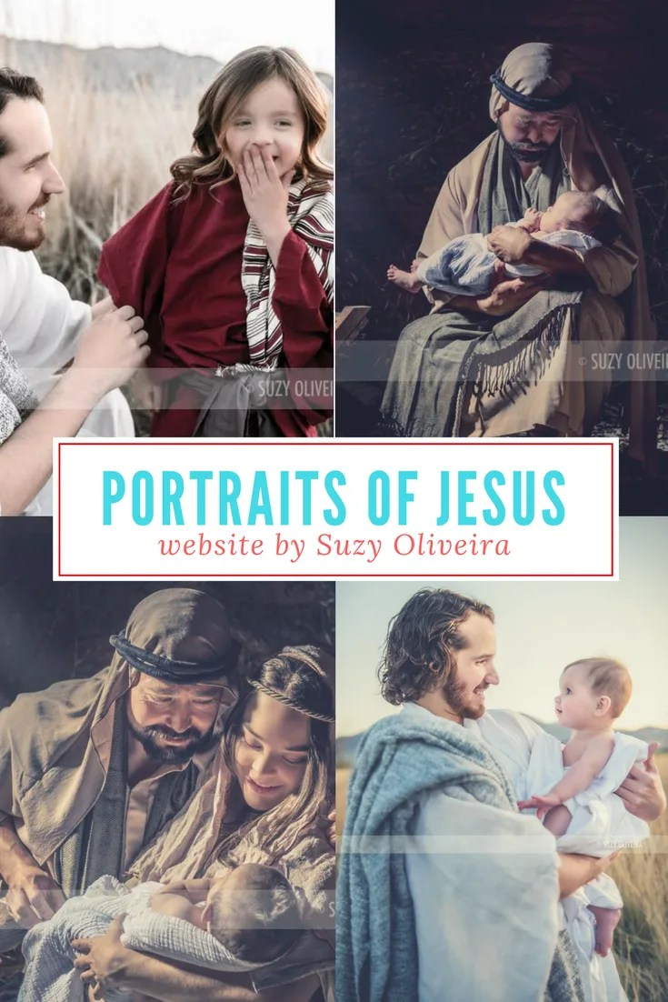 portraits of jesus suzy oliveira