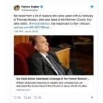 The New York Times' Response to President Monson's Obituary