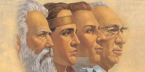 how to choose a mormon prophet
