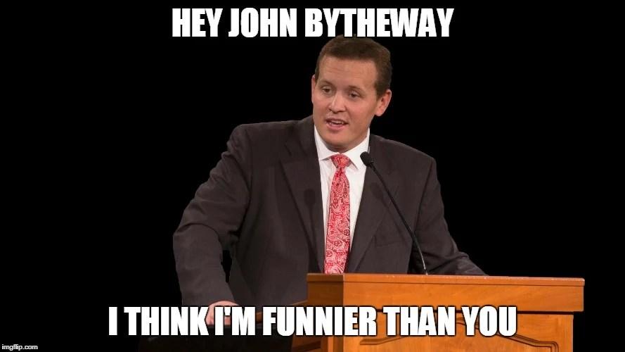 17 Hilarious Mormon Memes Starring Hank Smith