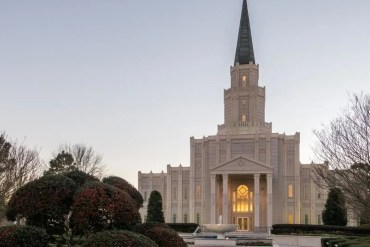 Rededication Date Announced for Houston Texas Temple