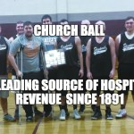 Church Ball Memes Just in Time for March Madness