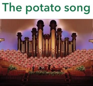 motab potato song