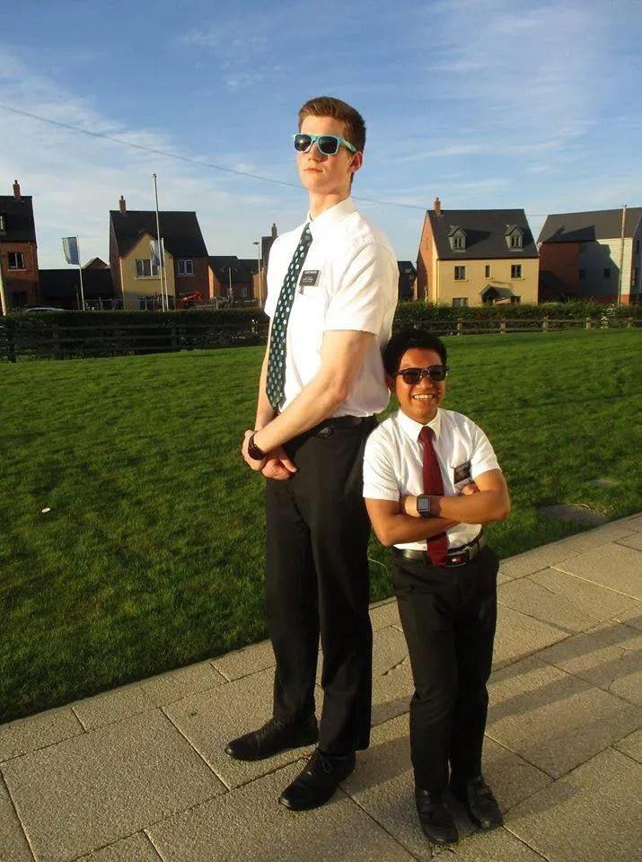 missionary companionship