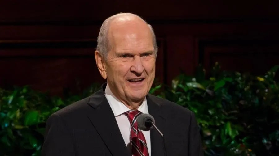 President Nelson was told by the Lord on the eve of conference to announce a temple in India