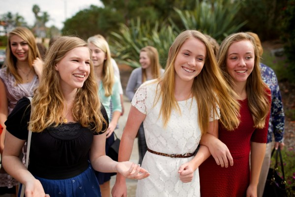 LDS Young Women