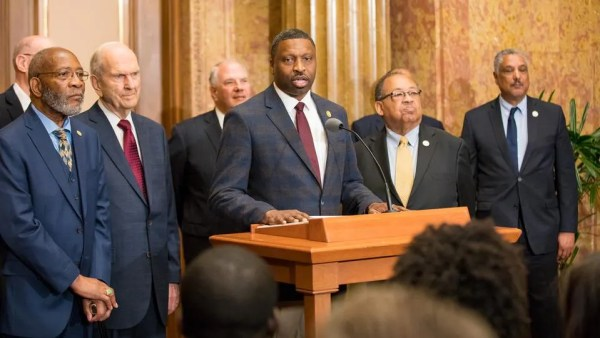 LDS First Presidency Meets With NAACP