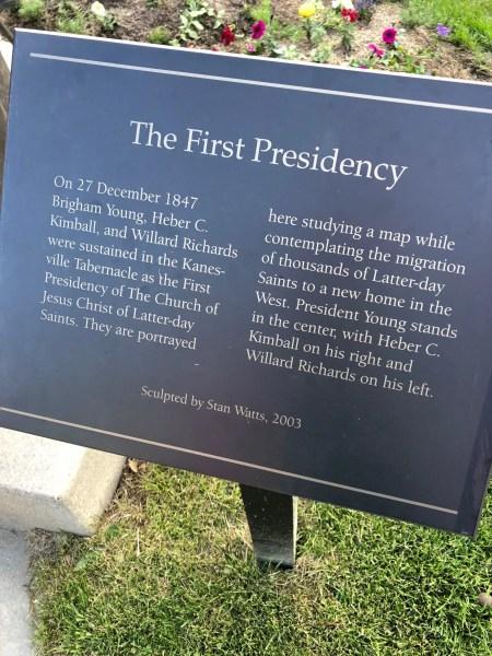 First Presidency Solemn Assembly