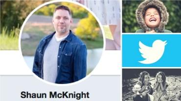 Shaun McKnight dad jokes