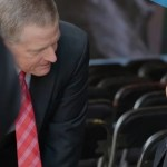 "Young Boy Asks Elder Bednar, ""Where is Jesus?"""