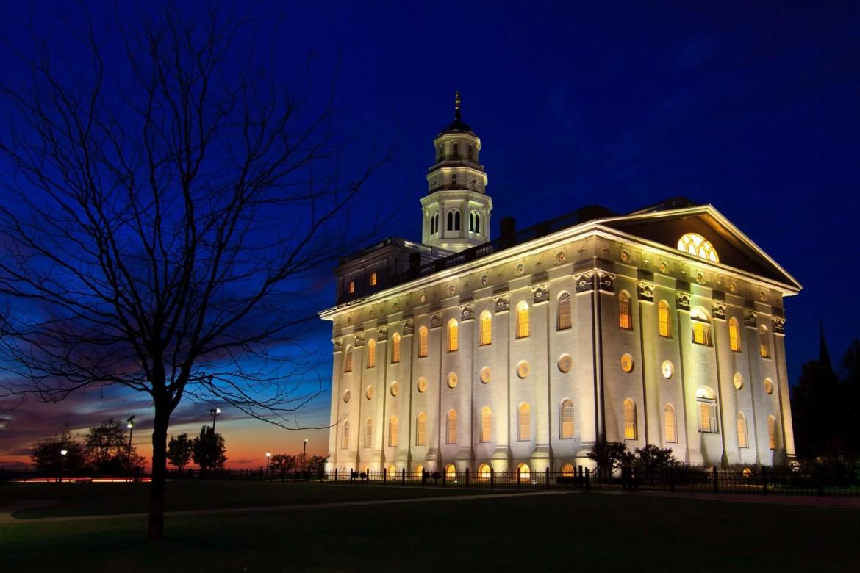 The Nauvoo Illinois Temple
