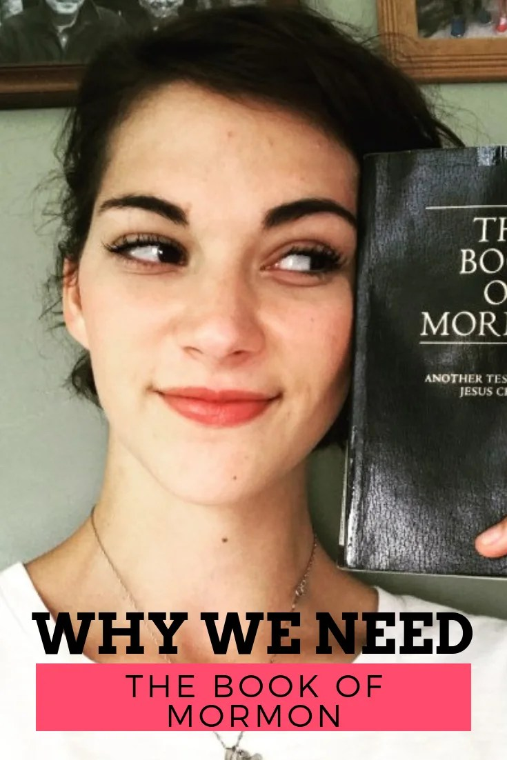 Why do we need the Book of Mormon