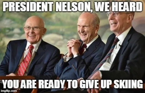 LDS General Conference Rumors