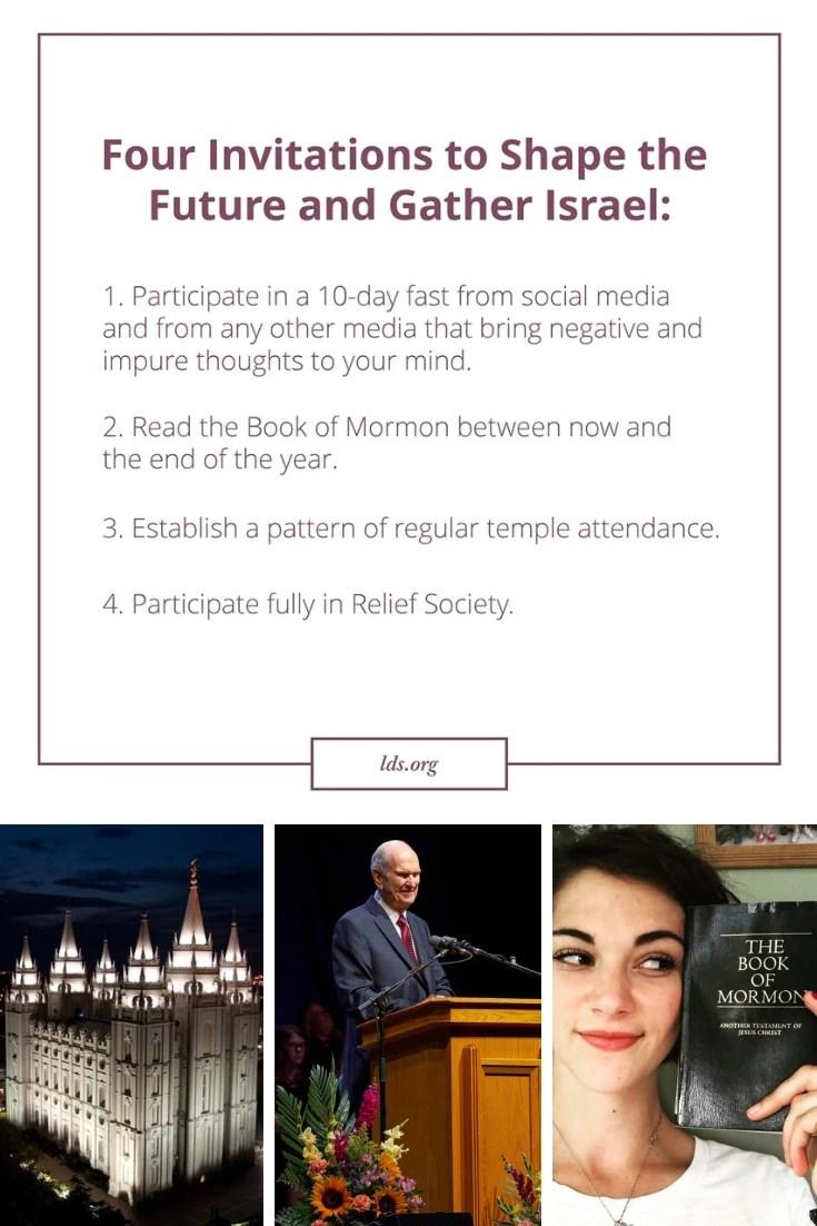 Prophetic Plea to Gather Israel
