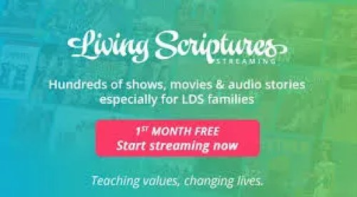 living scriptures month free