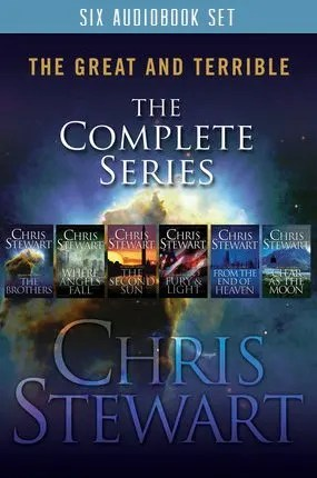 mp3 Audiobook - The Great and Terrible Series 6-in-1 Audiobook Collection by Chris Stewart