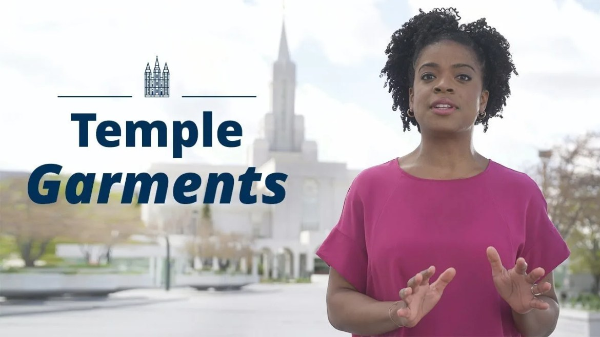 latter-day saint temple garments